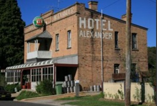 Alexander Hotel Rydal - Carnarvon Accommodation