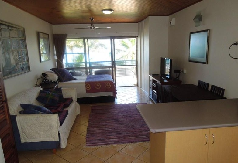 Mackay Beach Accommodation - Carnarvon Accommodation