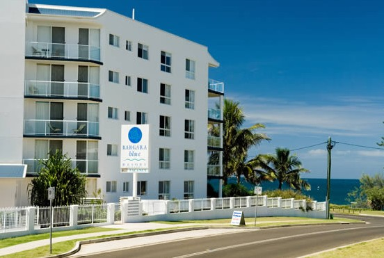 Bargara Blue Resort - Carnarvon Accommodation