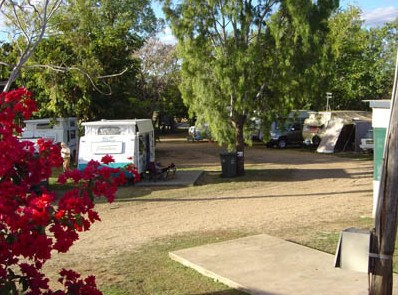 Rubyvale Caravan Park - Carnarvon Accommodation