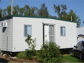 Blue Gem Caravan Park - Carnarvon Accommodation