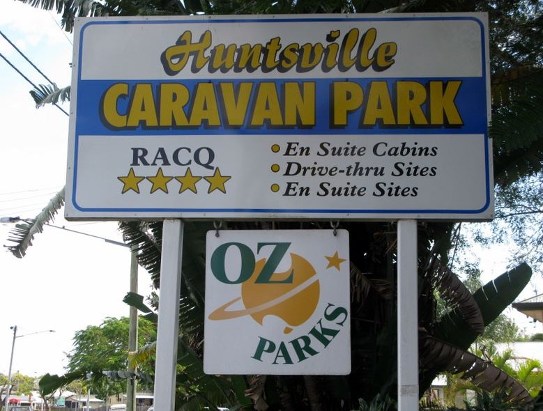 Huntsville Caravan Park - Carnarvon Accommodation