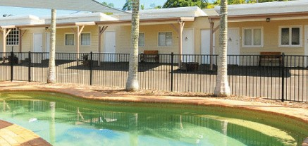 Ned Kellys Motel - Carnarvon Accommodation