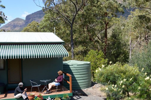 Cave Rock Cottages - Carnarvon Accommodation
