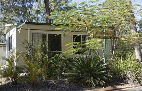 Barambah Bush Caravan Park - Carnarvon Accommodation