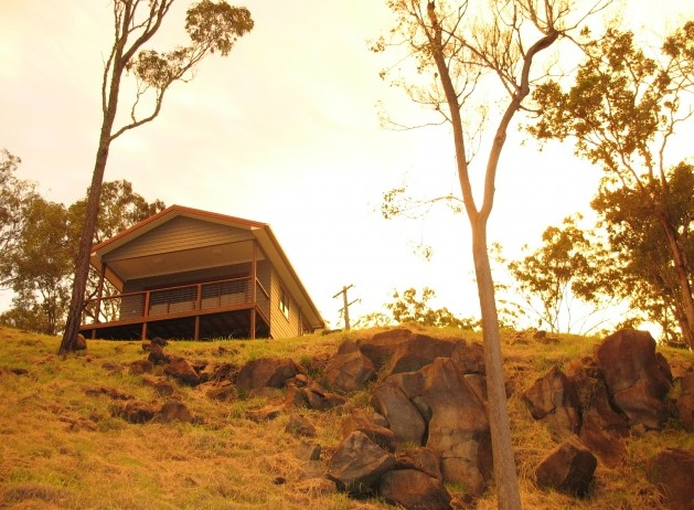ecoRidge Hideaway - Carnarvon Accommodation