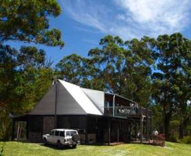 Wolfes Landing Eco Stay - Carnarvon Accommodation