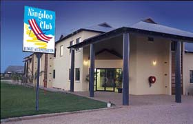 Ningaloo Club - Carnarvon Accommodation