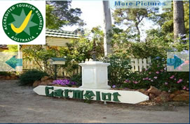 Carmelot Bed  Breakfast