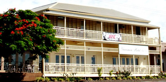 Gracemere Hotel - Carnarvon Accommodation