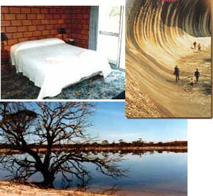 Wave Rock Resort - Carnarvon Accommodation