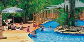 Happy Hallidays Holiday Park - Carnarvon Accommodation