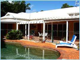 Tropical Escape Bed  Breakfast - Carnarvon Accommodation