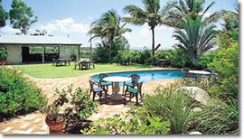 Camelot Motel - Carnarvon Accommodation
