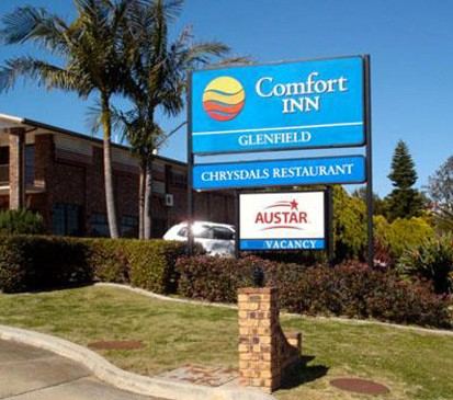 Comfort Inn Glenfield - Carnarvon Accommodation