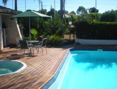 Tamworth Motor Inn - Carnarvon Accommodation