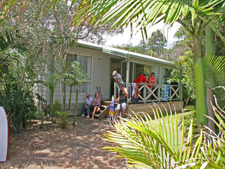 One Mile Beach Holiday Park - Carnarvon Accommodation
