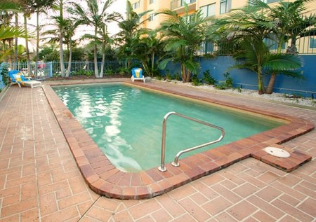 Coral Sea Apartments - Carnarvon Accommodation