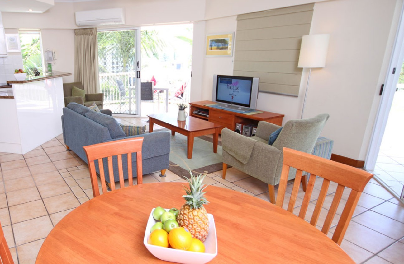 Coolum Seaside Apartments - Carnarvon Accommodation