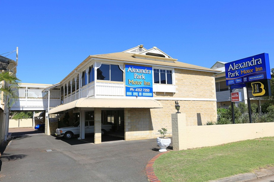 Alexandra Park Motor Inn - Carnarvon Accommodation
