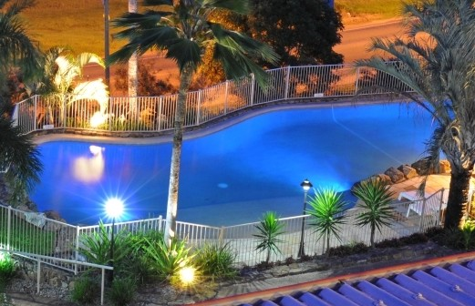 Boathaven Spa Resort - Carnarvon Accommodation