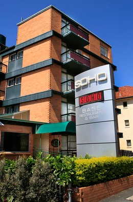 Soho Brisbane - Carnarvon Accommodation