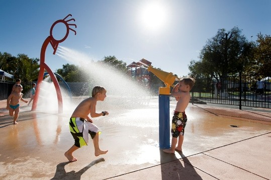 BIG4 Beachlands Holiday Park - Carnarvon Accommodation