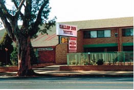 Gallop Motel - Carnarvon Accommodation