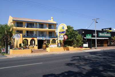 Delfinos Bay Resort - Carnarvon Accommodation