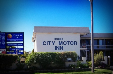 Comfort Inn Dubbo City - Carnarvon Accommodation