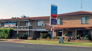 Outback Motor Inn Nyngan - Carnarvon Accommodation