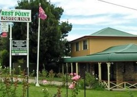 Rest Point Motel - Carnarvon Accommodation
