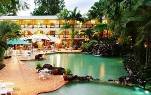 Palm Royale Cairns - Carnarvon Accommodation