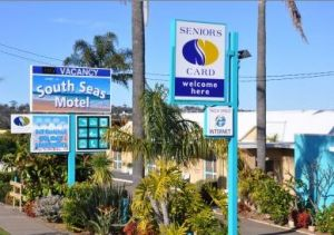 South Seas Motel - Carnarvon Accommodation