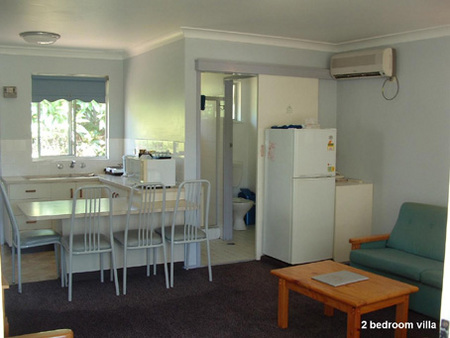 Bermuda Breezes Resort - Carnarvon Accommodation