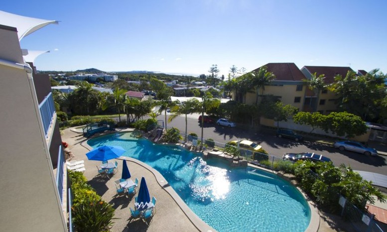 Endless Summer Resort - Carnarvon Accommodation