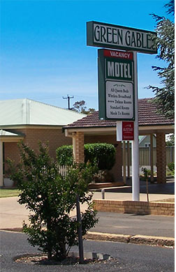 Green Gables Motel - Carnarvon Accommodation