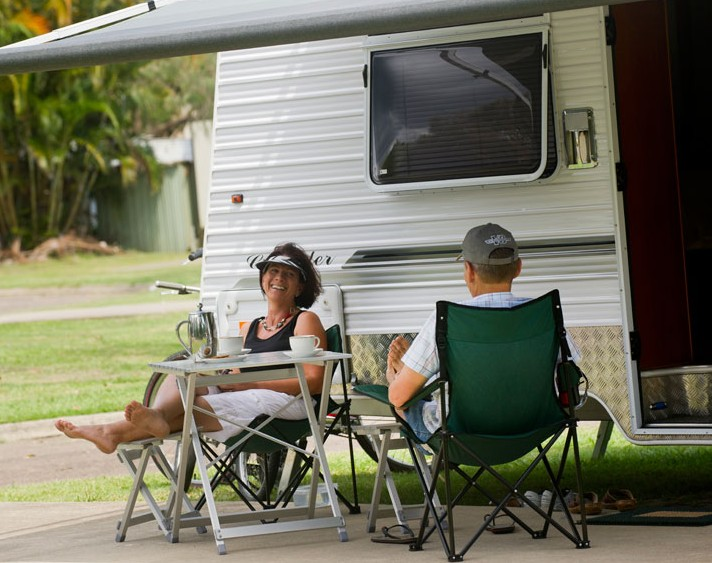Coolum Beach Holiday Park - Carnarvon Accommodation