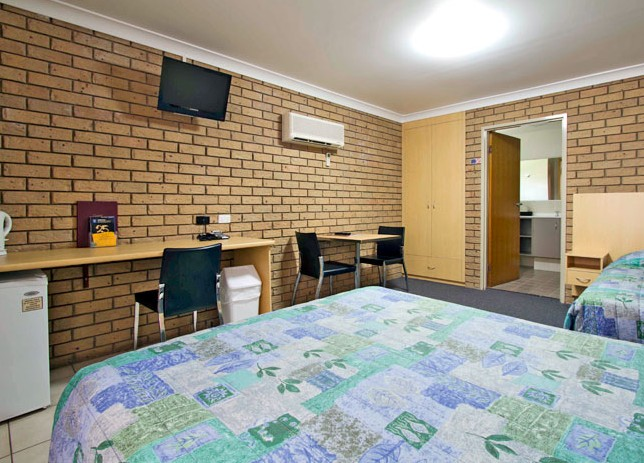 Sunray Motor Inn Toowoomba - Carnarvon Accommodation