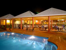 Reef Resort - Carnarvon Accommodation
