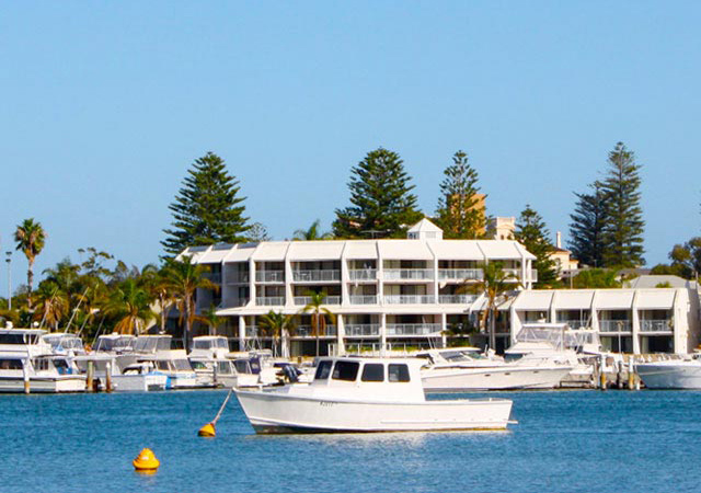 Pier 21 Apartment Hotel Fremantle - Carnarvon Accommodation