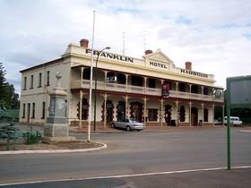 Franklin Harbour Hotel - Carnarvon Accommodation