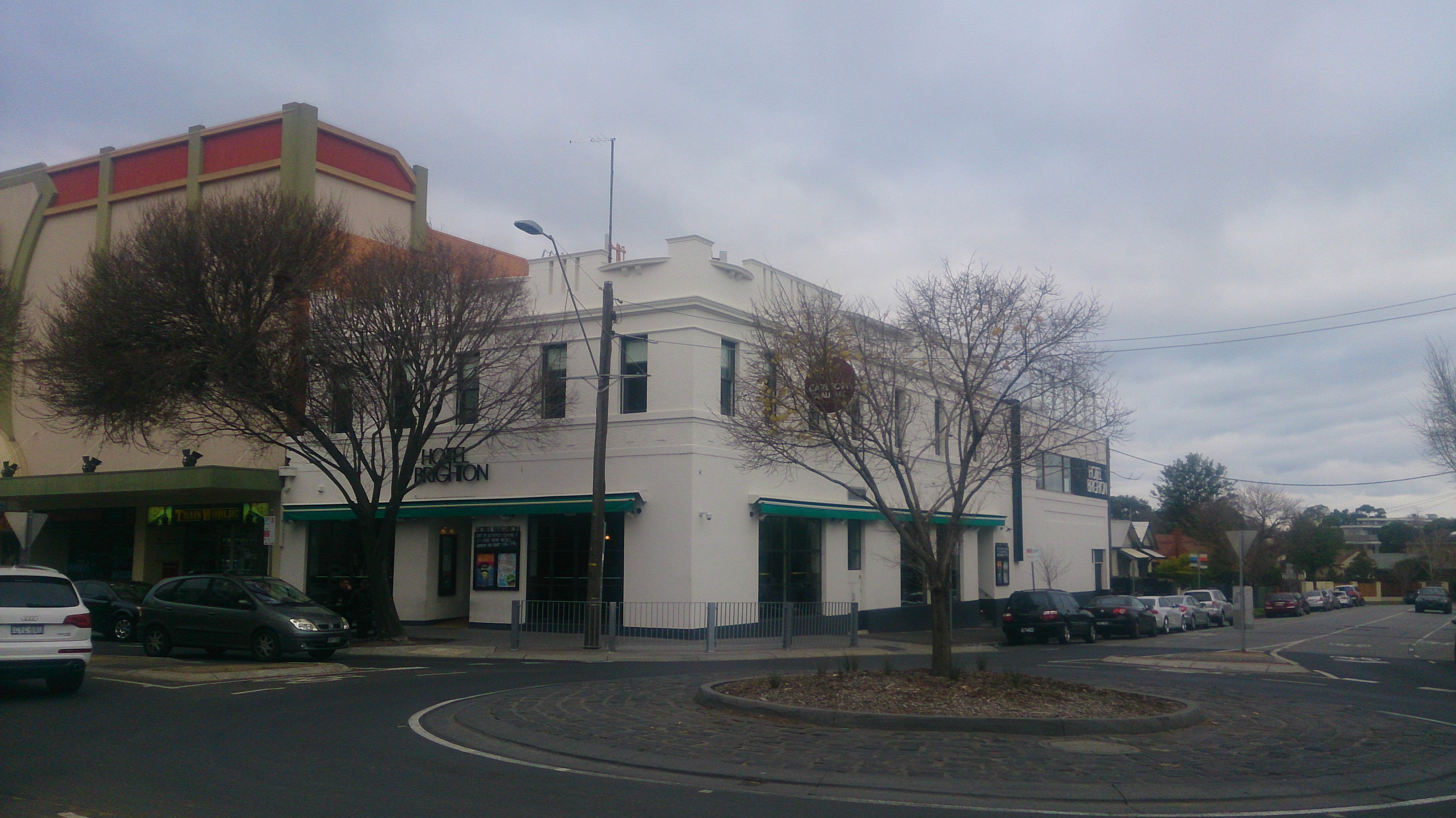 Brighton Hotel - Carnarvon Accommodation