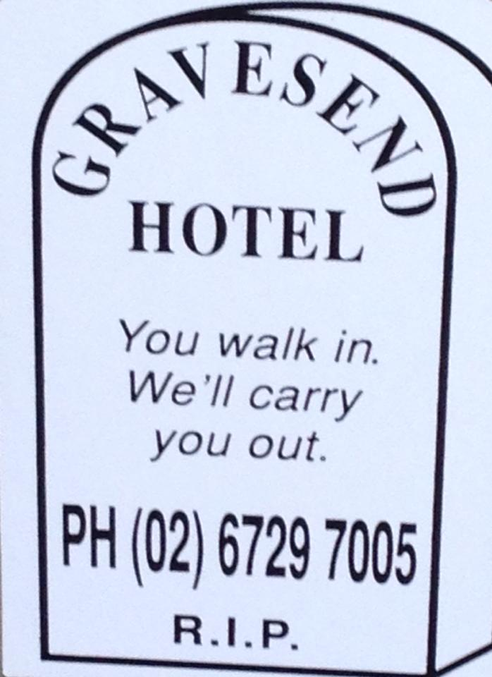 Gravesend Hotel - Carnarvon Accommodation