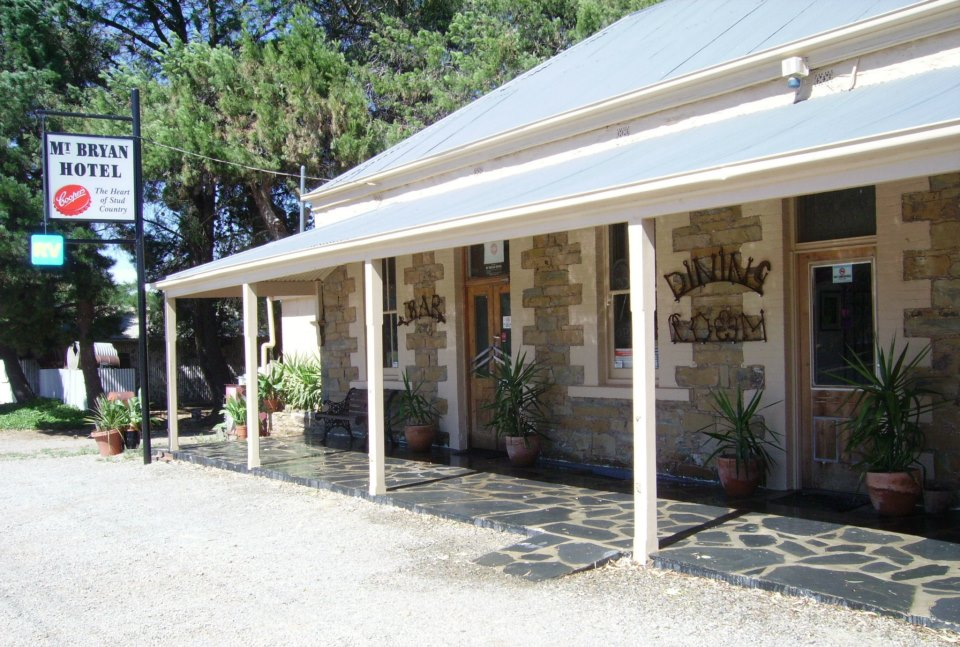 Mount Bryan Hotel - Carnarvon Accommodation