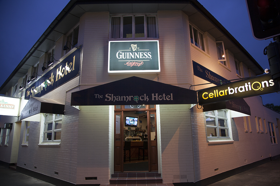 Shamrock Hotel - Carnarvon Accommodation