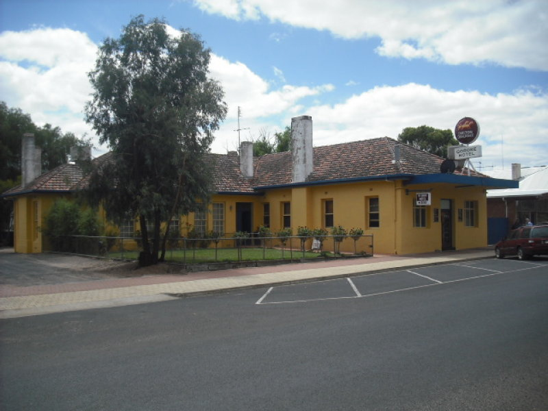Goroke Hotel Bar amp Bistro - Carnarvon Accommodation