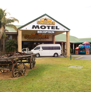 Sundowner Hotel - Carnarvon Accommodation