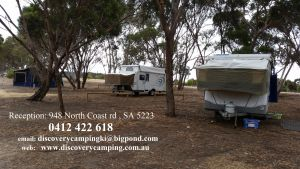 Discovery Lagoon  Caravan  Camping Grounds - Carnarvon Accommodation