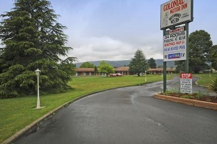 Colonial Motor Inn - Lithgow - Carnarvon Accommodation